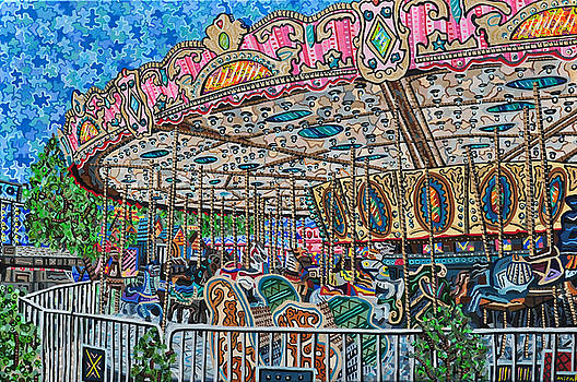 North Carolina State Fair 5 by Micah Mullen