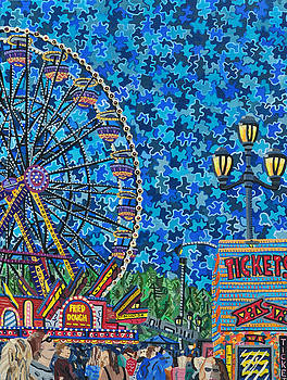 North Carolina State Fair 6 by Micah Mullen