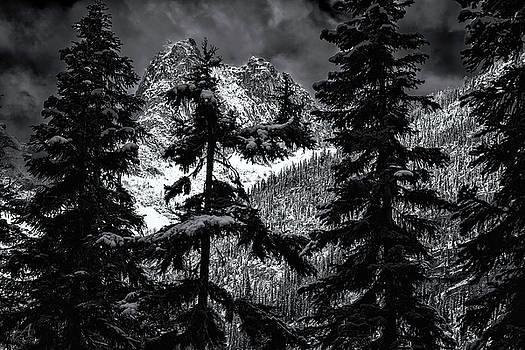 North Cascades by Thomas Ashcraft