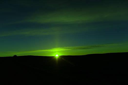 North Dakota Sunset by Jeff Swan