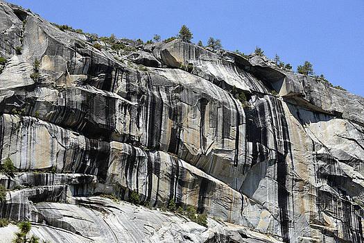 Harvey Barrison - North Dome Granite from Mirror Lake