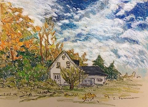 North Hatley by Liliane Fournier