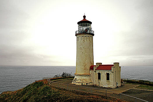 Christine Till - North Head Lighthouse - Graveyard of the Pacific - Ilwaco WA