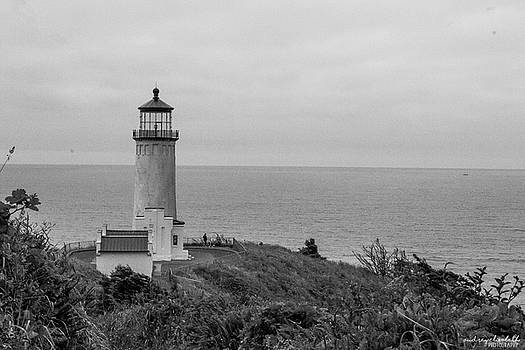 North Head Lighthouse by Audrey Elisabeth