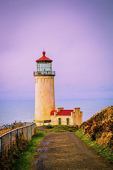 North Head Lighthouse by Bryan Carter