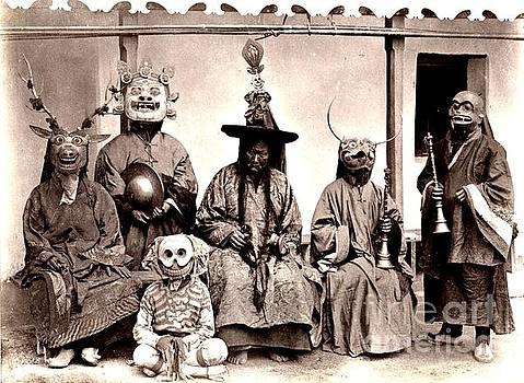 Peter Ogden - North Indian Shamanic Hoodoo Wizards 1880