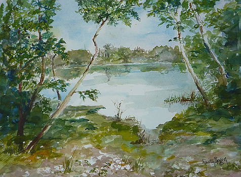 North Lake by Dorothy Herron