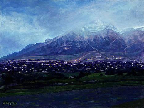 North Ogden Nocturne by Daniel Price