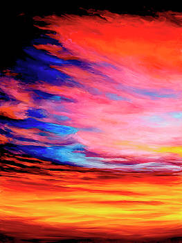 North Ogden Sunset by Daniel Price