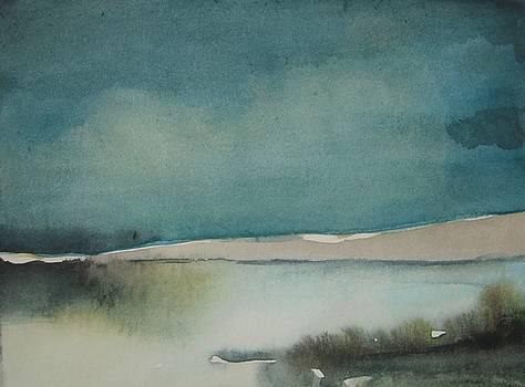 North Peace - Lake by Vesna Antic
