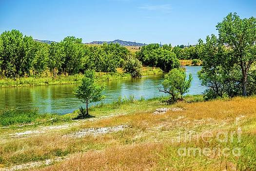 Jon Burch Photography - North Platte River