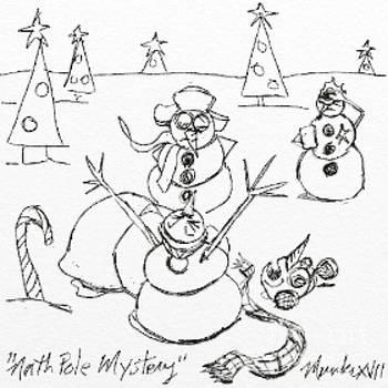 North Pole Mystery by John Stillmunks