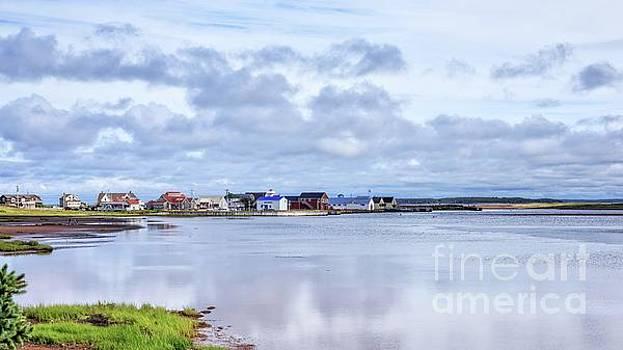 Edward Fielding - North Rustico Harbor Prince Edward Island