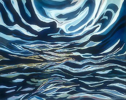 North Sea by Sandra Salo Deutchman