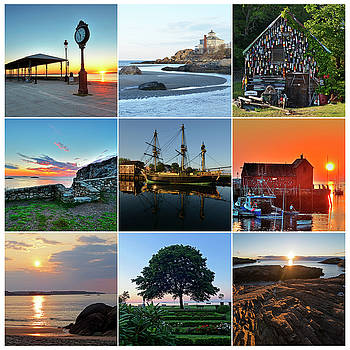 Toby McGuire - North Shore Massachusetts Collage