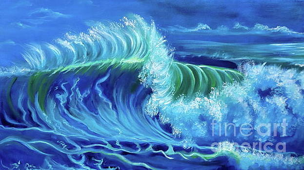 North Shore Wave Hawaii Jenny Lee Discount by Jenny Lee
