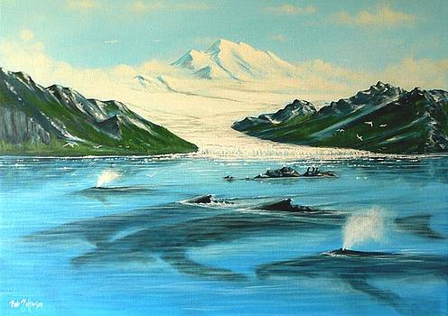 North to Alaska by Bob Patterson