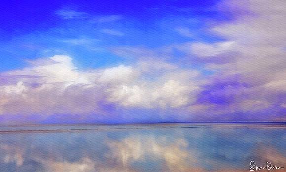 Steve Ohlsen - North View - Antelope Island Utah - Signed Limited Edition