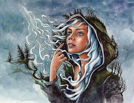 North Wind by Christine Karron