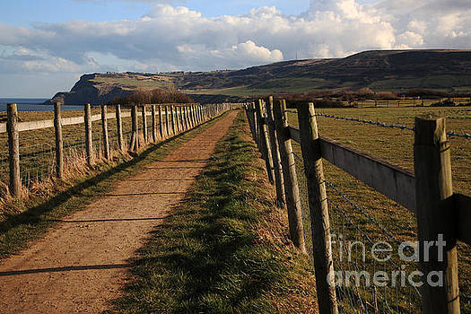 North Yorkshire Coastal Path by Deborah Benbrook