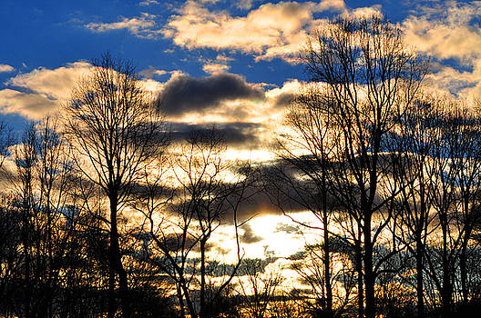 Northeast Morning Sky by Peter  McIntosh