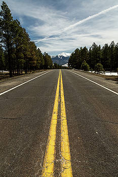 Northern Arizona Highway by John Daly