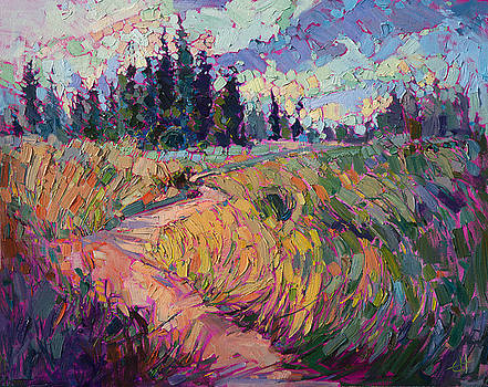 Northern Firs by Erin Hanson