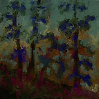 Northern Landscape II by Jim Vance
