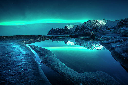 Northern light by Stefano Termanini