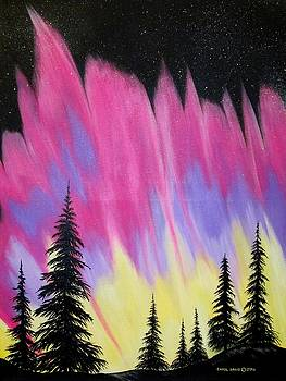 Northern Lights by Carol Sabo