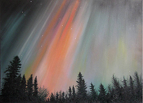 Elisabeth Dubois - Northern lights