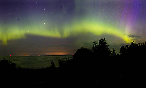 Northern Lights by Kathy Weigman