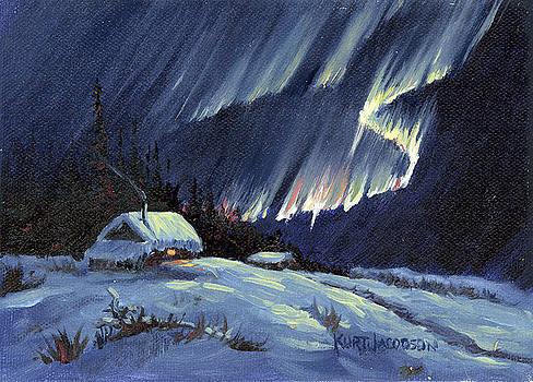 Northern Lights by Kurt Jacobson