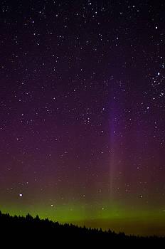 Jedediah Hohf - Northern Lights, Montana
