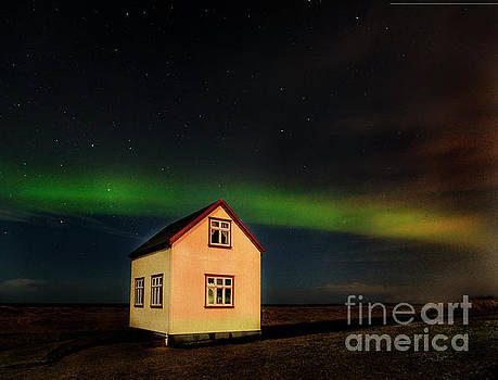 Northern Lights of Iceland 2 by Craig J Satterlee