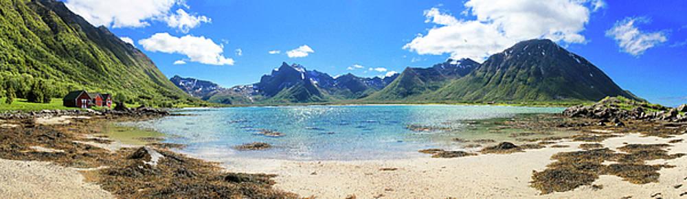 Northern Norway by Daniela Safarikova