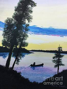 Northern Ontario Wilderness  by Norm Starks
