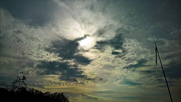 Northern Sky by Emiliano Giardini