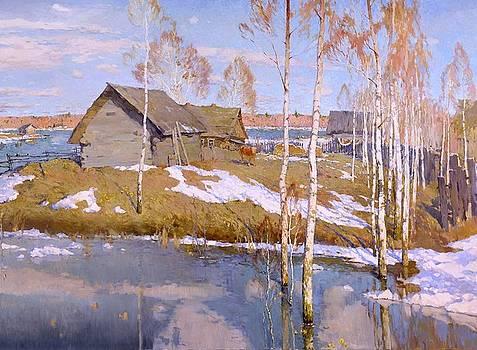 Northern Spring by Anna Ankudinova