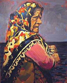 Northern Woman by Brian Simons