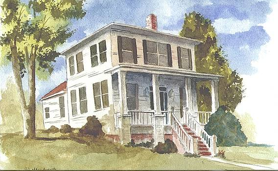 Northport house by Jim Stovall
