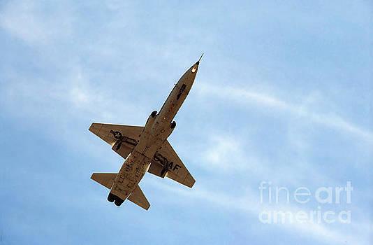 Northrop T-38 Talon landing by Wernher Krutein