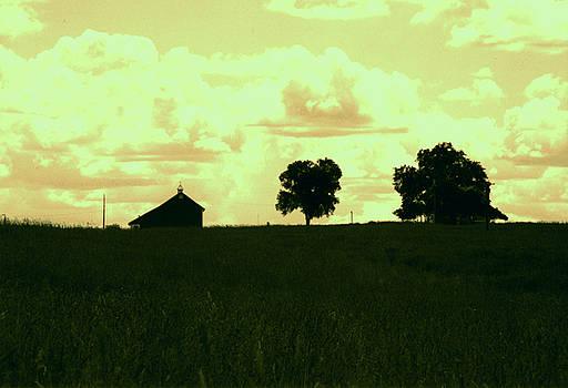 Northwest Sunrise by Leonard Rosenfield