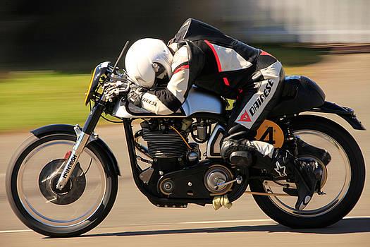 Norton Racer by Robert Phelan