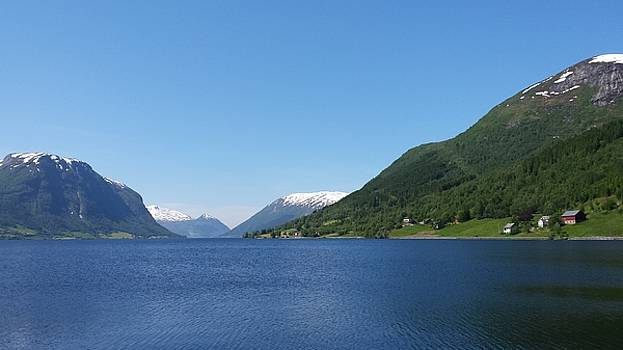 Norway Fjords by Beryllium Photography