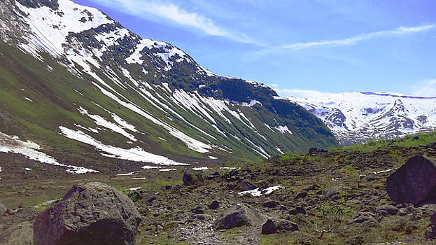 Norway Mountain Hike by Beryllium Photography