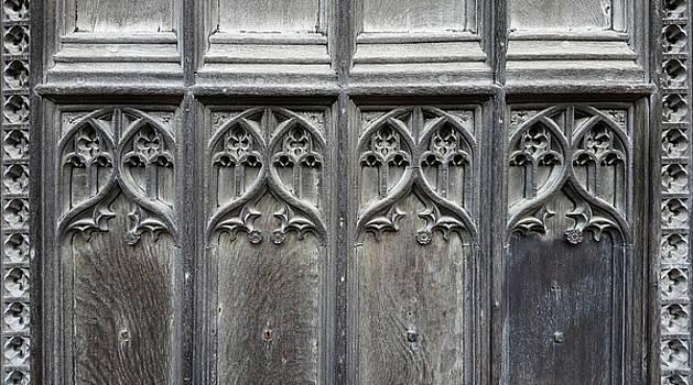 Julian Perry - Norwich Cathedral Door
