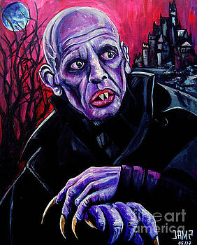 Nosferatu by Jose Mendez