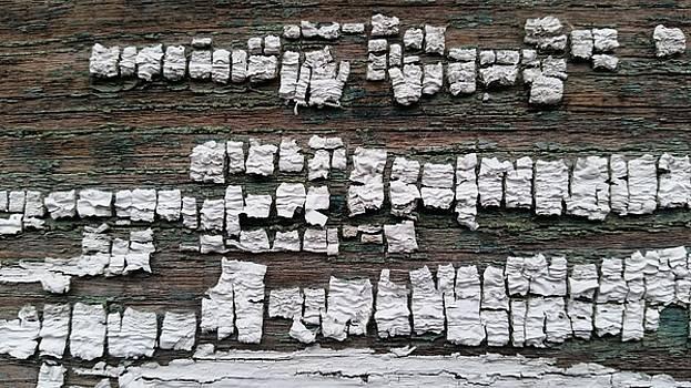 Not alleys by Zac AlleyWalker Lowing