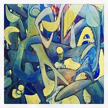 Not Blue by Steven Miller